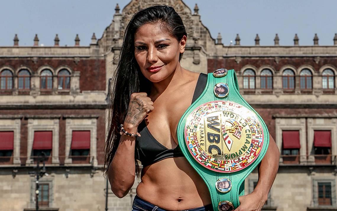 La Barbie Juárez recuerda la noche histórica de su campeonato