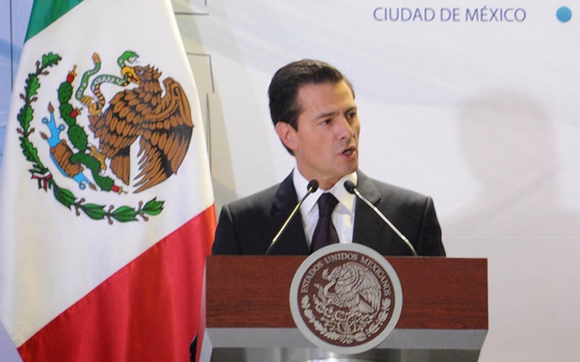 Avance de renegociación del TLCAN disipa incertidumbre: Peña Nieto