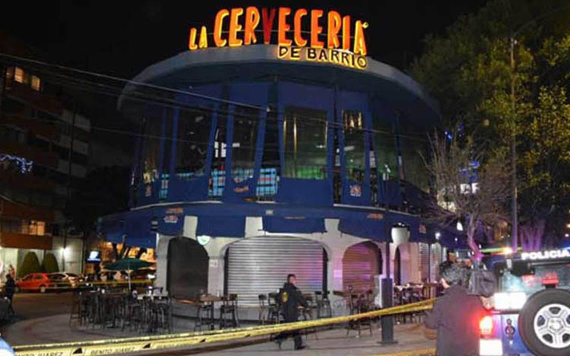 """Cae """"El Pechugas de Texcoco"""", autor intelectual de balacera en La Cervecería del Barrio en CDMX"""