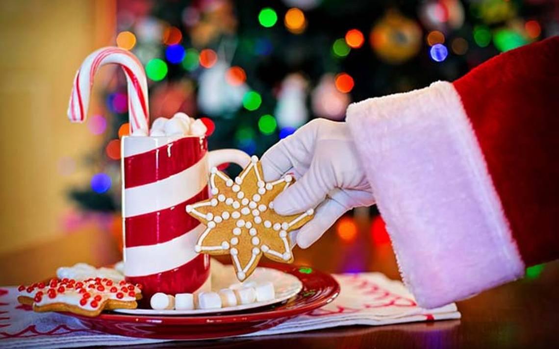 Por quedarse sin dulces, niños lanzan piedras y persiguen a Santa Claus