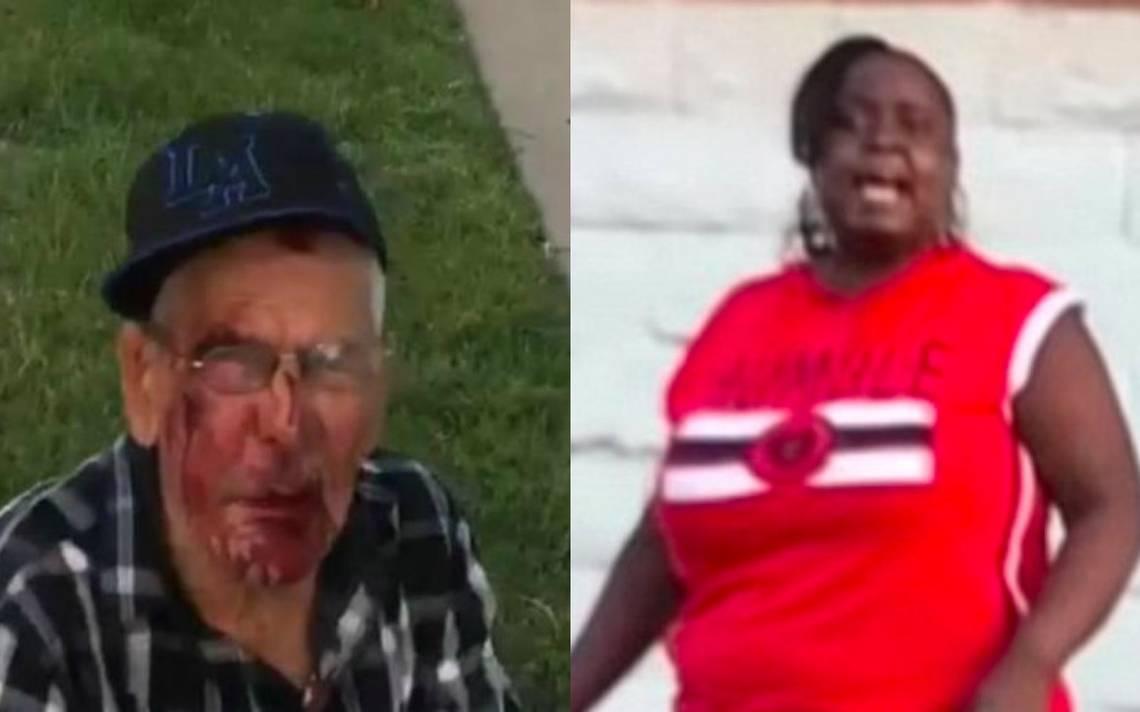 Detienen a mujer racista que atacó a un anciano mexicano en Los Ángeles