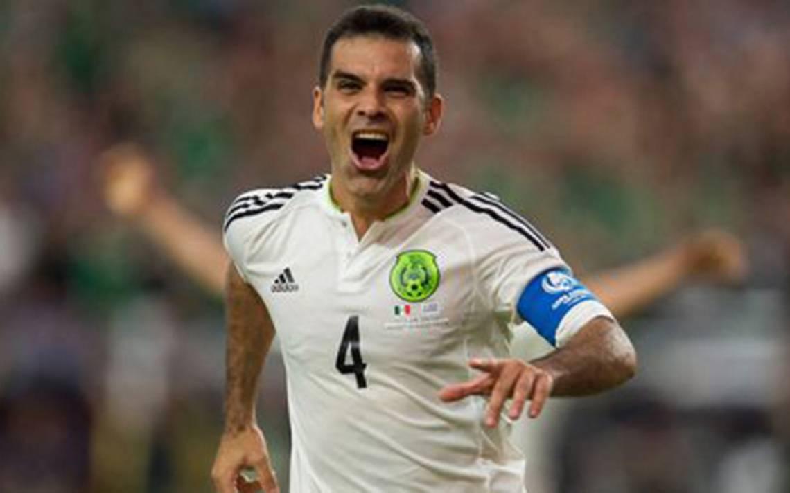 Rafa Márquez sí podrá ir al Mundial Rusia 2018