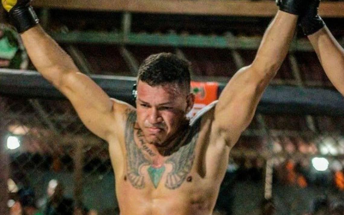 Asesinan frente a su familia a luchador de MMA en Brasil