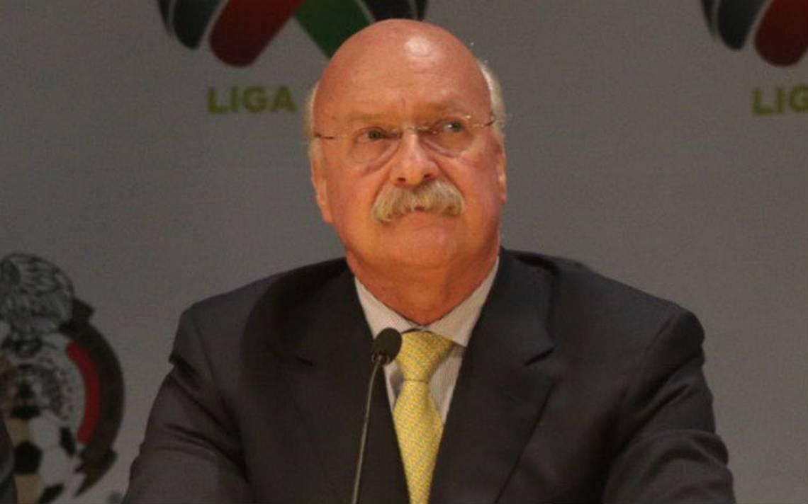 Enrique Bonilla afirma que la Liga MX está limpia