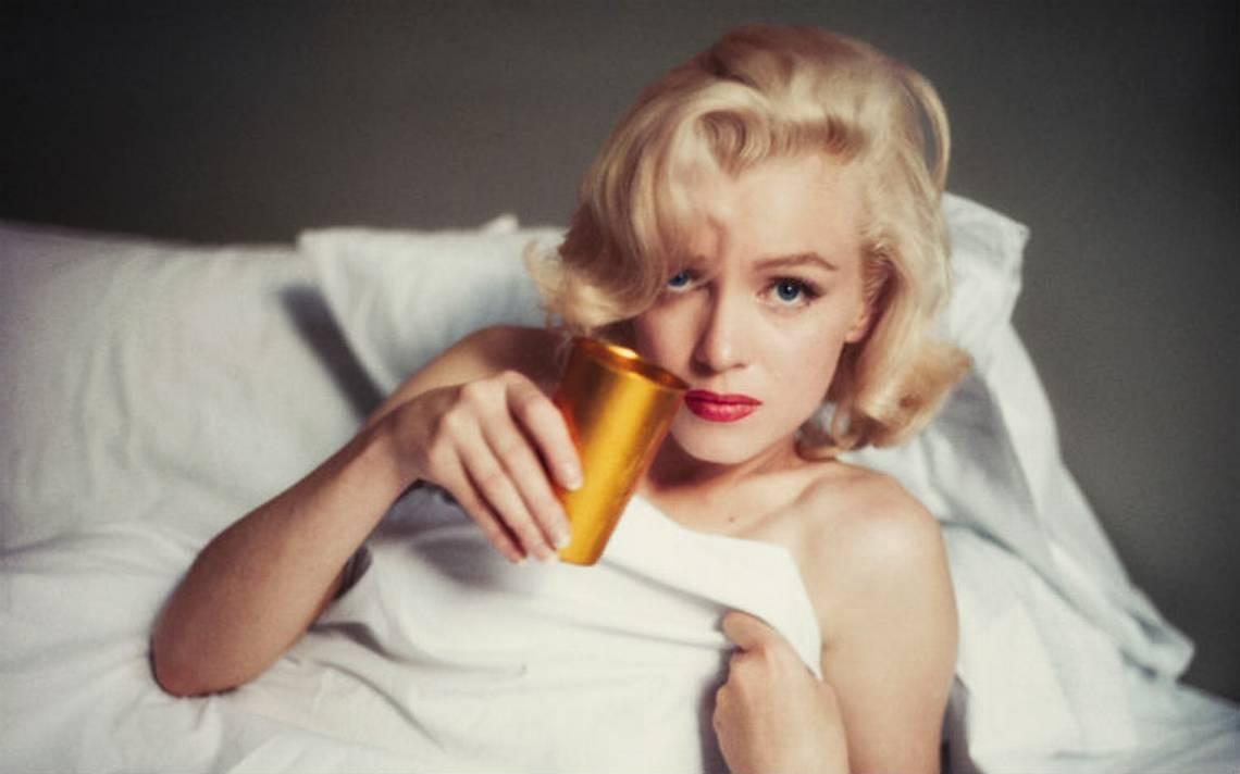 Descubren nuevo desnudo de Marilyn Monroe