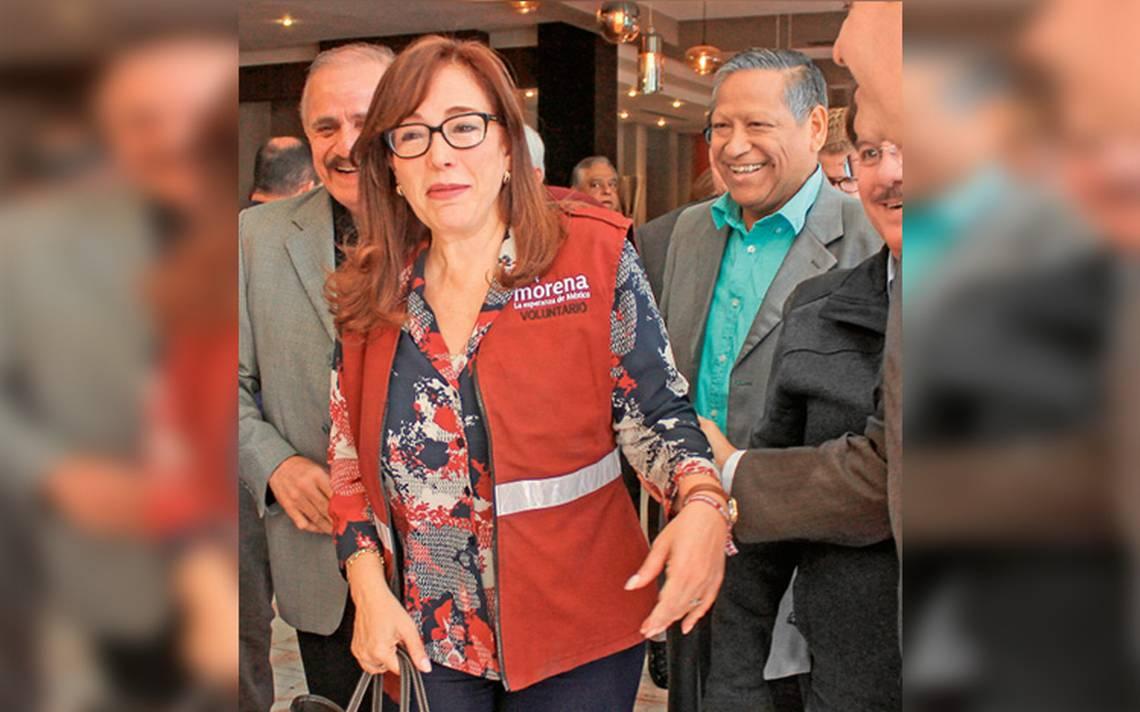 Ni Yeidkol, ni hijos de López Obrador cobran salario