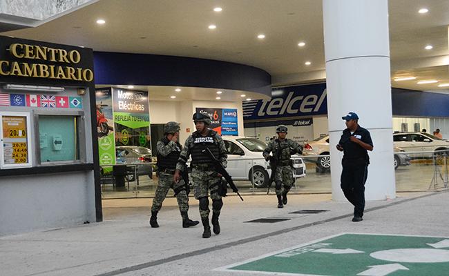Gobernador de Quintana Roo confirma 4 muertos y 5 detenidos tras balacera