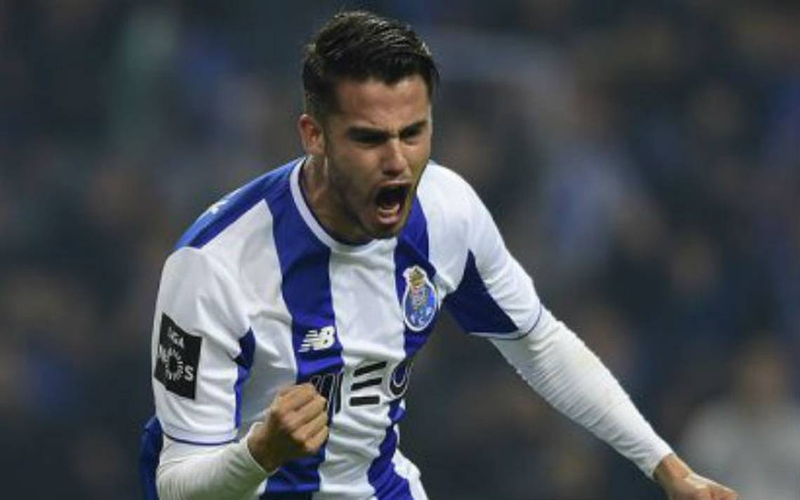 Diego Reyes marcó su primer gol con la camiseta del Porto