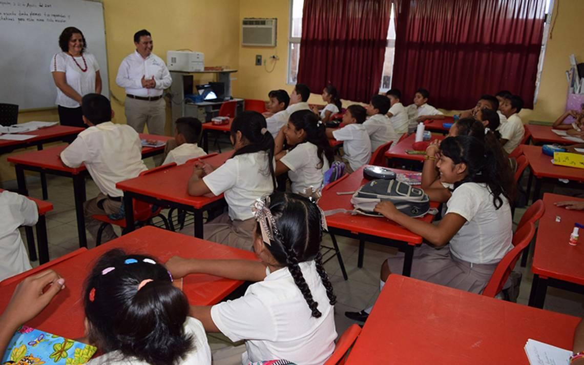 Evaluarán a alumnos de Campeche