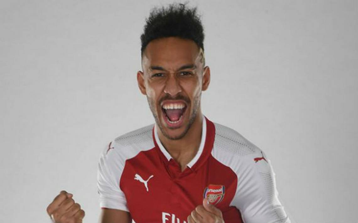 ¡Bombazo! Arsenal hace oficial el fichaje de Aubameyang