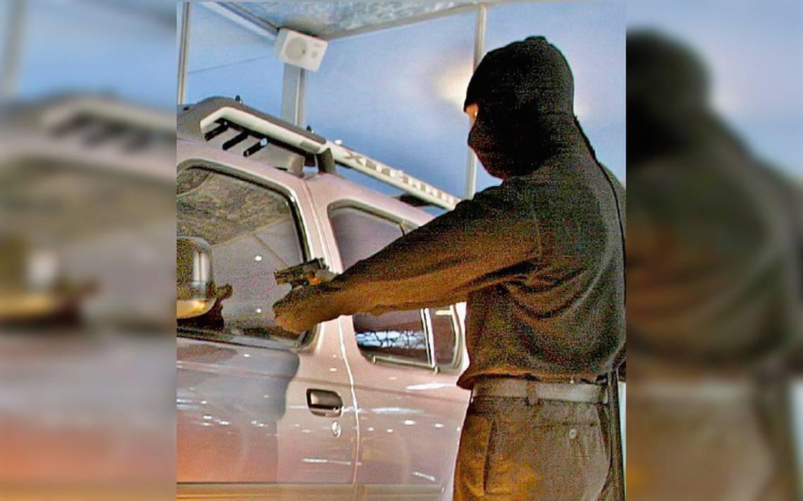 Incrementa 23% robo de autos en el país