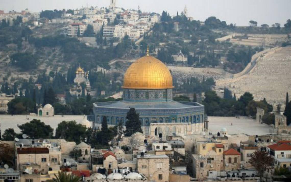Ultiman los preparativos para traslado de la embajada de EU a JerusalA�n