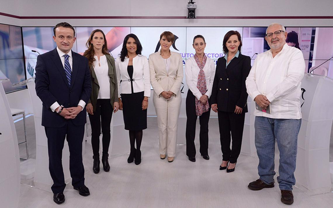 """Candidatos a jefes de Gobierno compartirán la """"Comida por la Ciudad"""""""