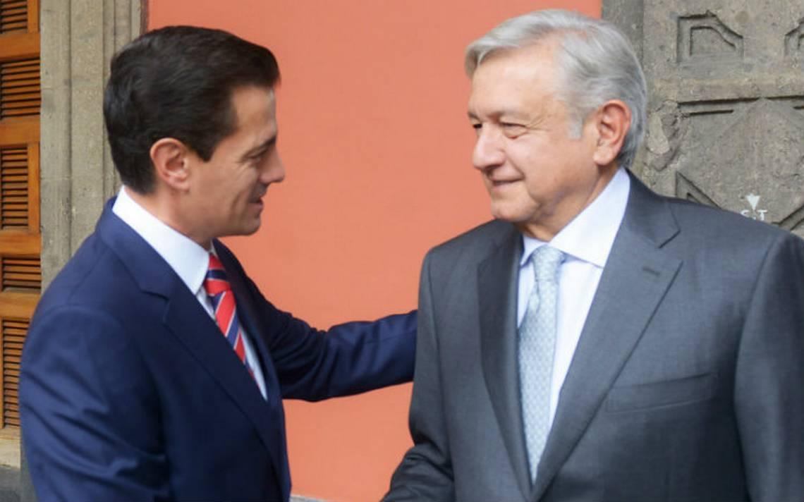 Esta es la fecha de la siguiente reunión entre Peña Nieto y AMLO