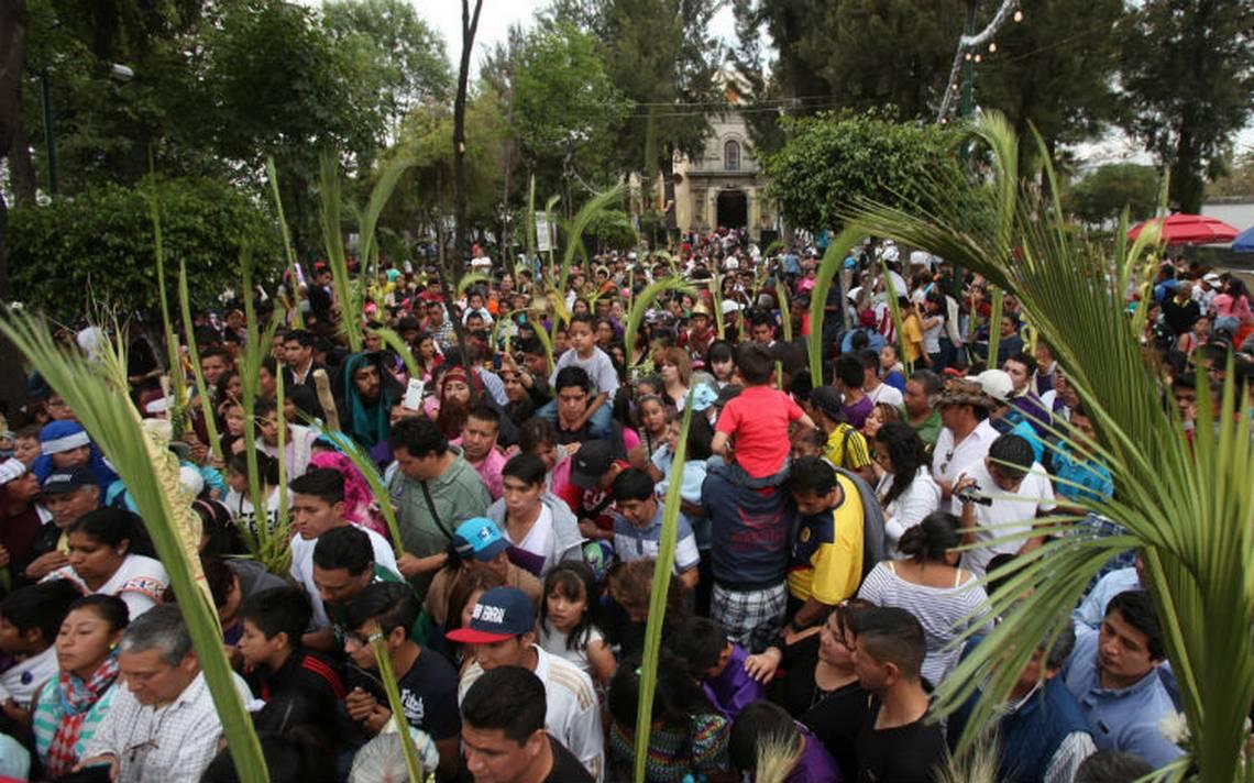 Cortes viales en Iztapalapa por actividades del Domingo de Ramos