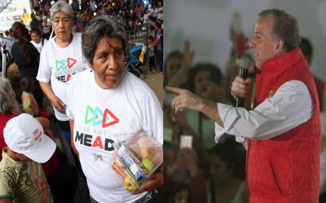 Meade propone crear Casas de Día para el Adulto Mayor y duplicar pensiones