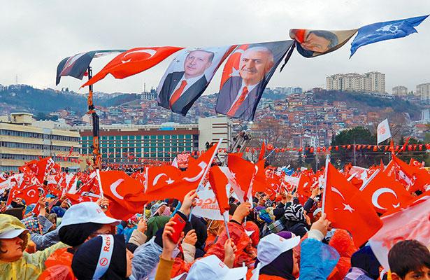 ¿Por qué Erdogan exporta a Europa tensiones políticas de Turquía?