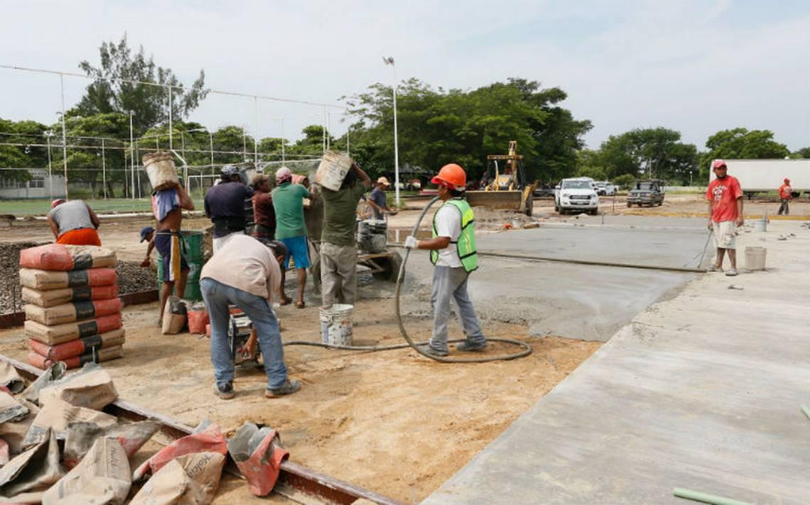 En cuatro meses, reconstrucción en el Istmo de Tehuantepec
