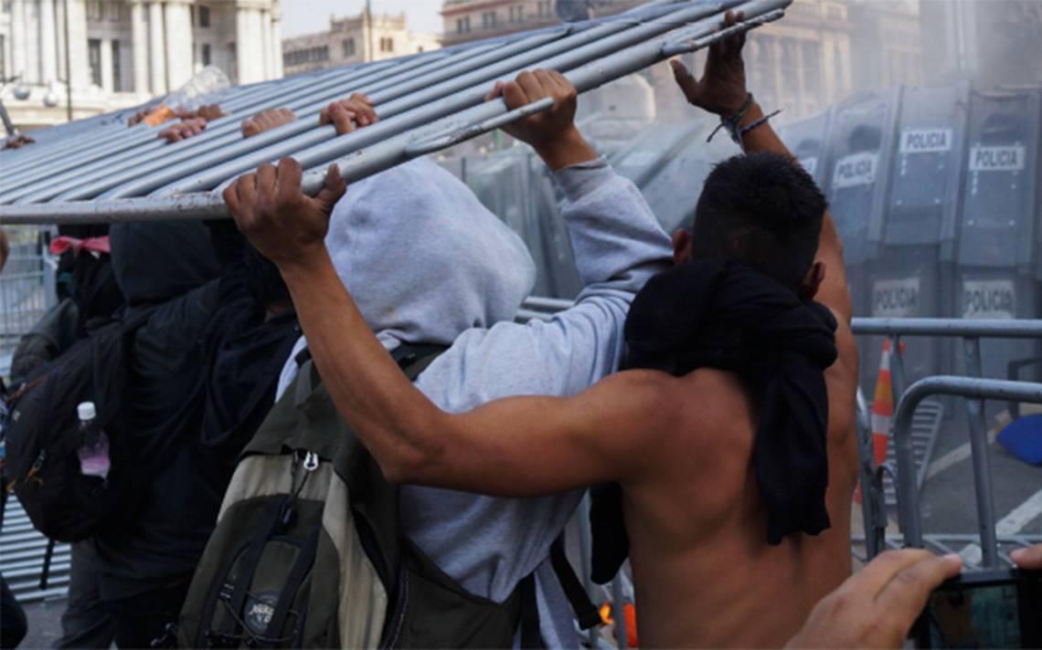 Reciben amnistía 510 reos por manifestarse