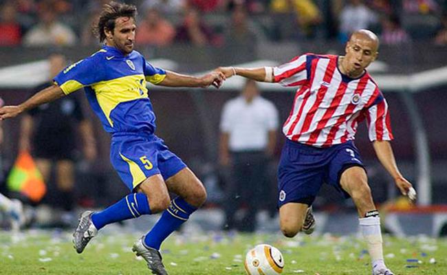 ¡De recuerdo! la noche mágica donde Chivas goleó a Boca Juniors