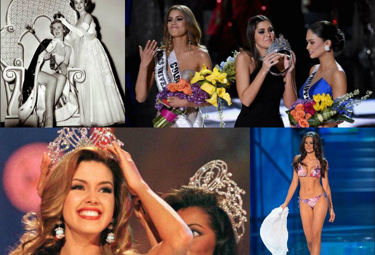 Los 7 escándalos que marcaron la historia de Miss Universo