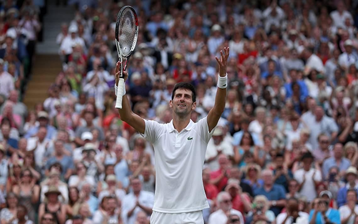 Djokovic fulmina a Nadal y va a la final de Wimbledon