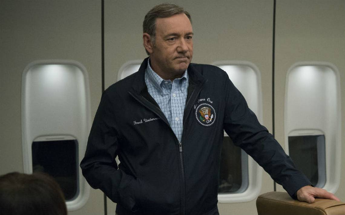 Netflix alista spin-off de 'House of Cards'… sin Kevin Spacey