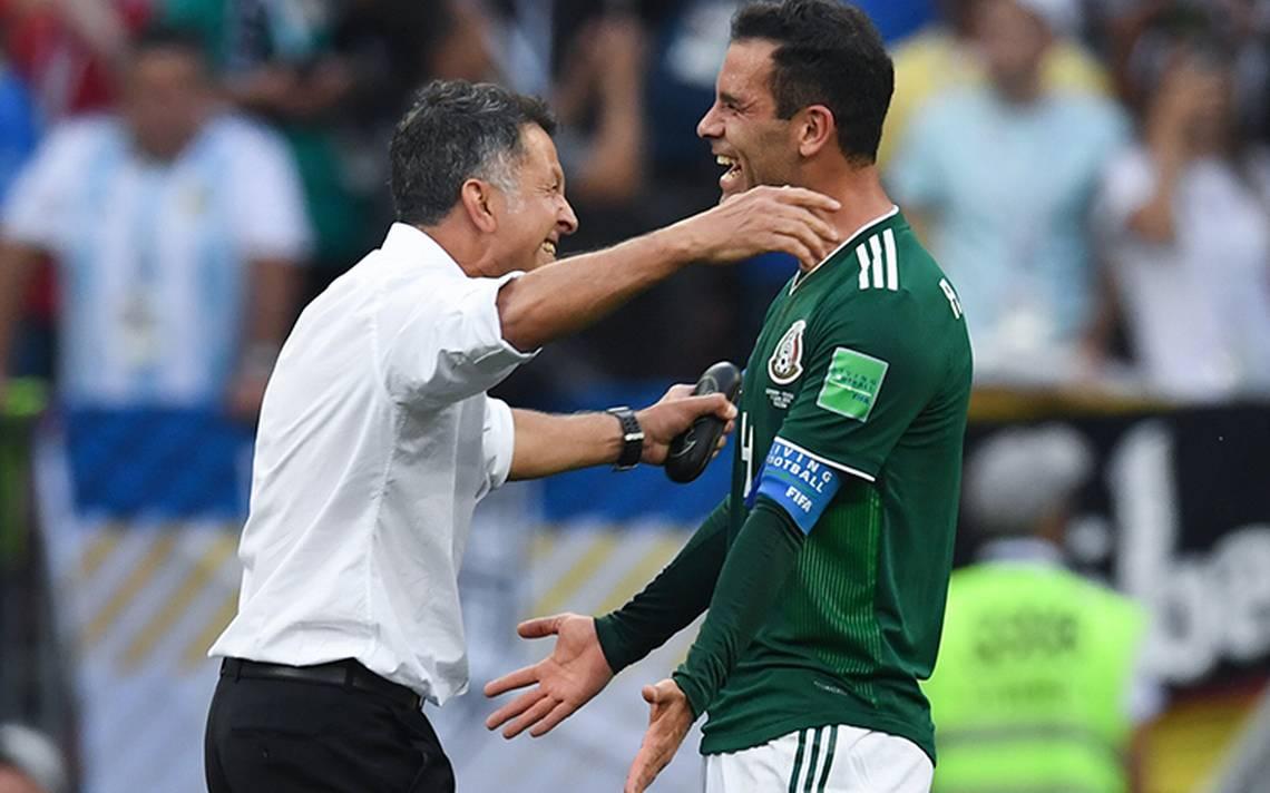 Rafa Márquez se convierte en el cuarto jugador en disputar cinco Mundiales
