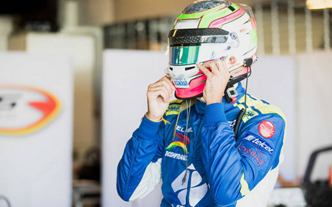 El piloto Luis Michael Dörrbecker, inició el día 1 de las pruebas de FIA Fórmula 2