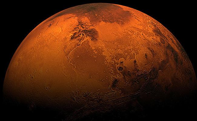 Marte pudo albergar ¡un gigantesco océano!
