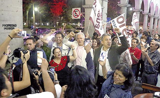 Crece presencia del Panal en Veracruz; tendría 18 presidentes municipales