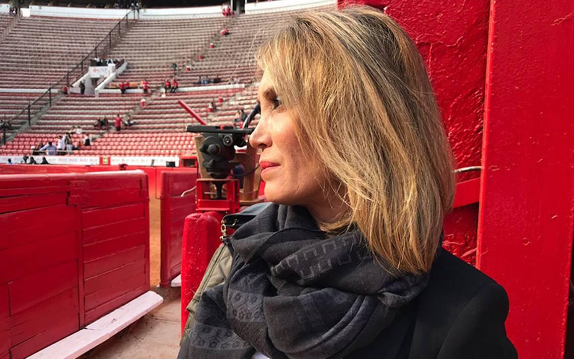 La torera Cristina Sánchez rememora su carrera taurina