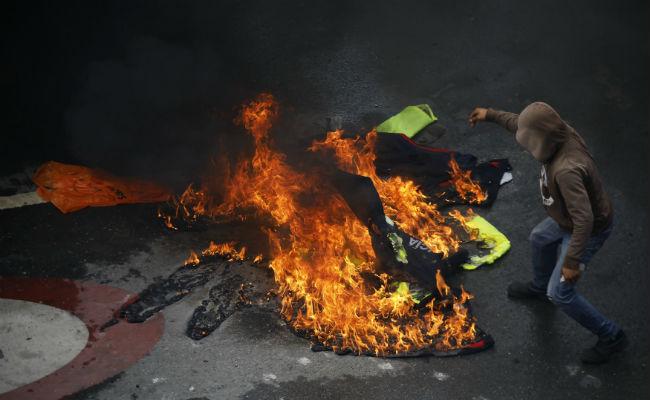 Suman 7 muertos en jornada de votación de la Constituyente en Venezuela