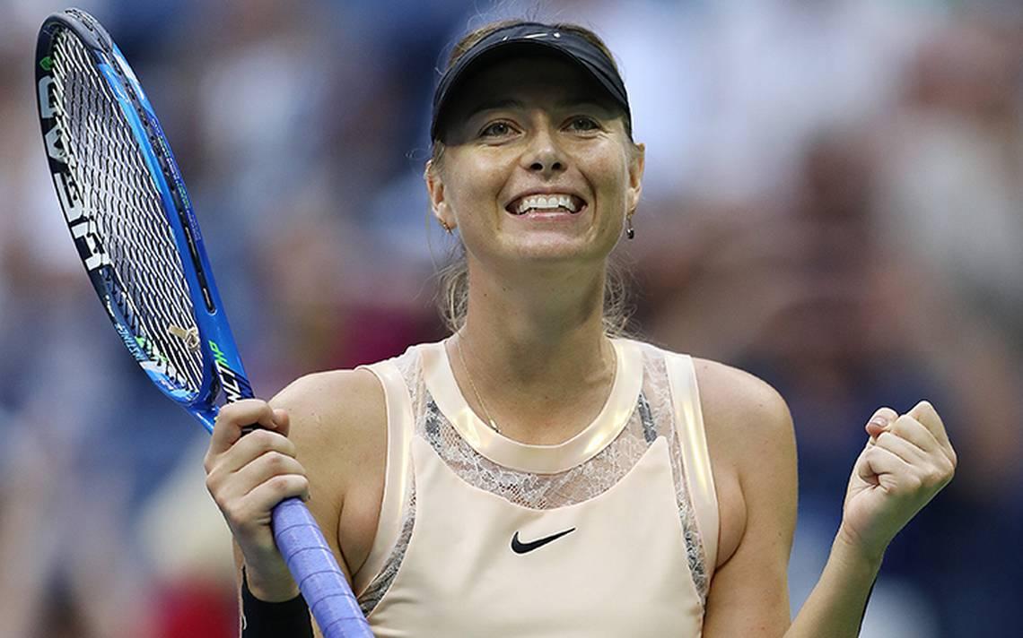 La tenista Sharapova conseguir el pase a la tercera ronda en el Abierto de Estados Unidos