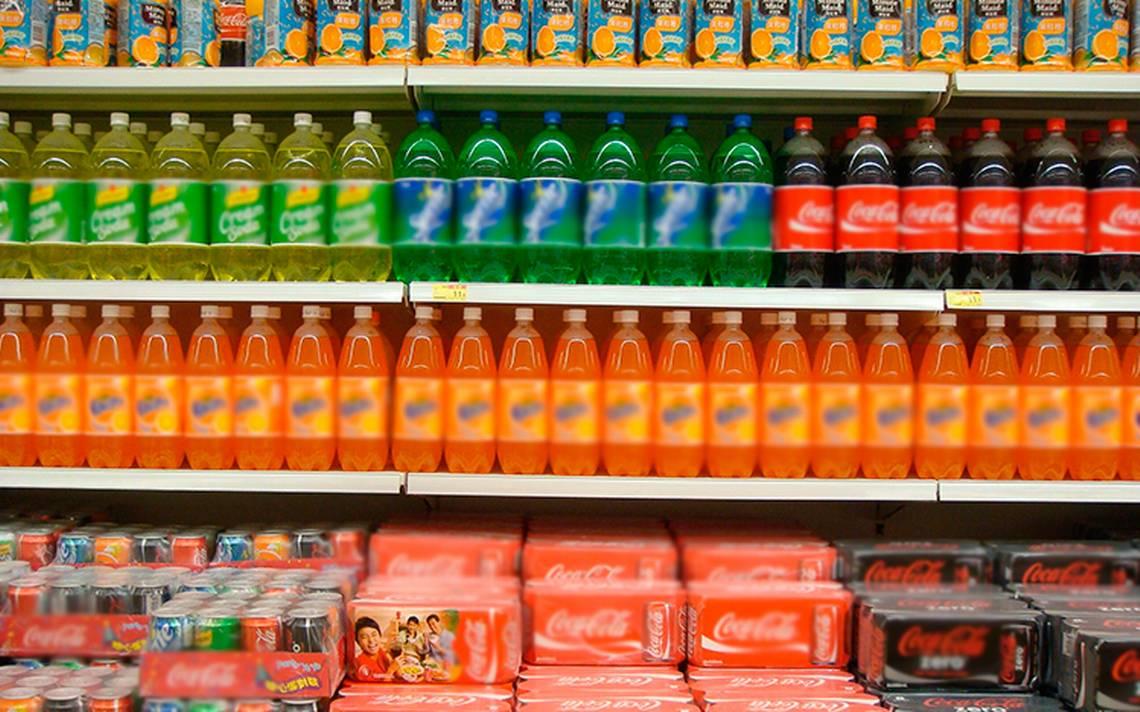 """Se quedan como están"", SCJN da revés para nuevo etiquetado de bebidas azucaradas"
