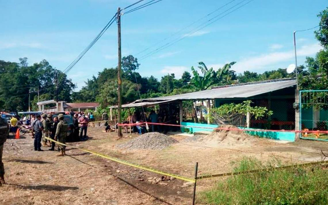 Por ajuste de cuentas, abaten a hombre en restaurante de Chiapas