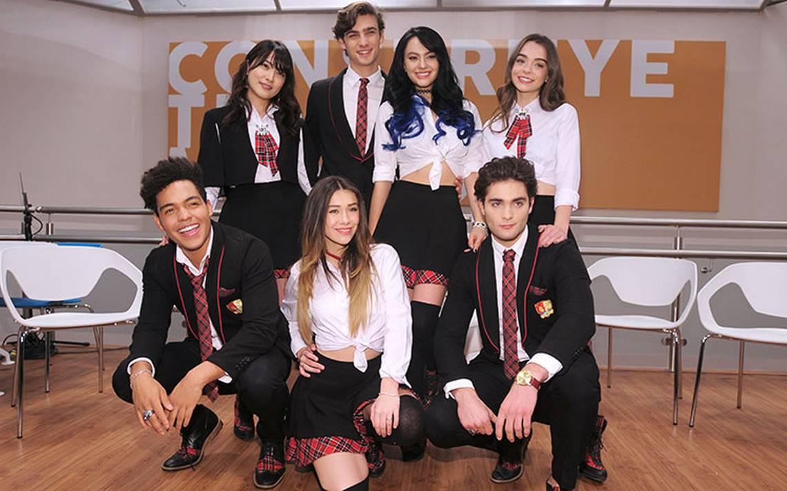Like, la teleserie juvenil homónima que se estrenará por Las Estrellas