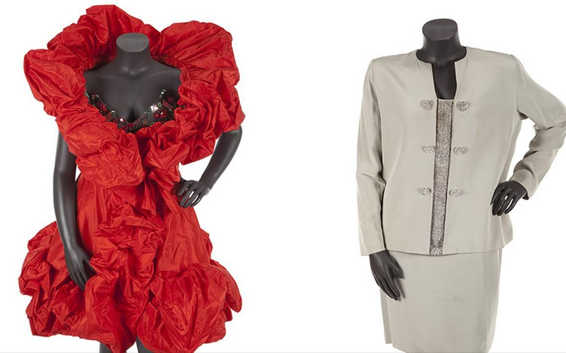 Estos vestidos de Aretha Franklin pueden ser tuyos, aquí te decimos cómo