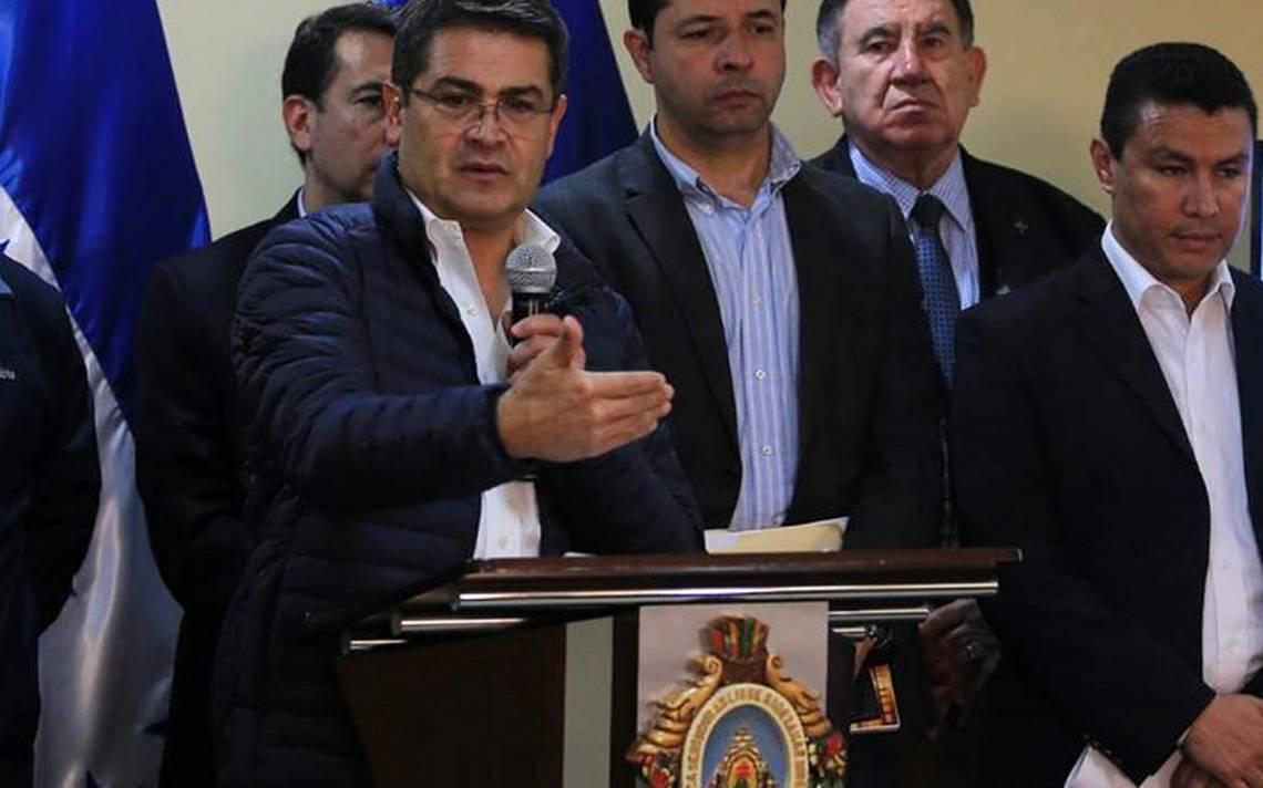 México reconocerá a Orlando Hernández como presidente de Honduras