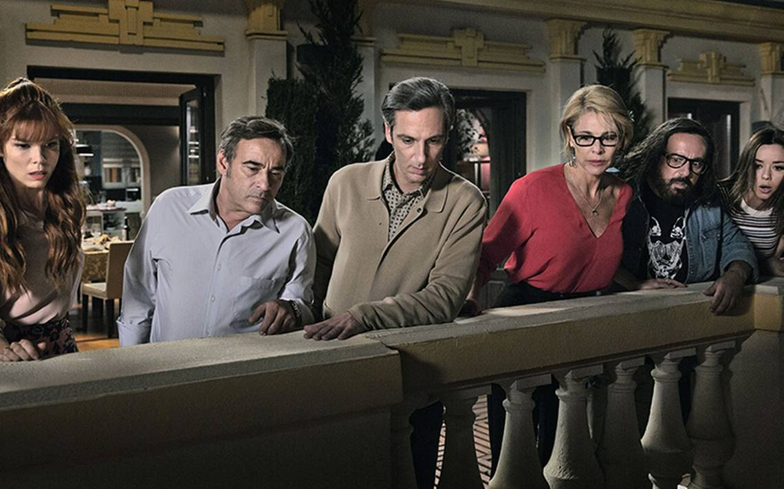 Ernesto Alterio se integra al elenco de la serie Narcos