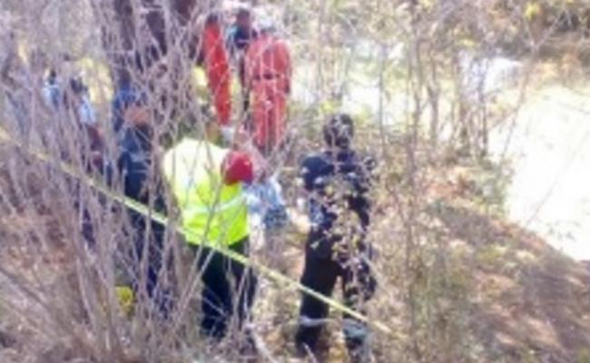 Localizan cuerpo de menor desaparecido en el Rio Lerma
