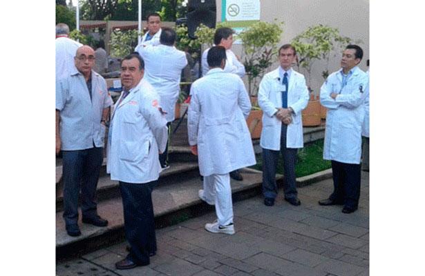 Escasean médicos en Zacatecas