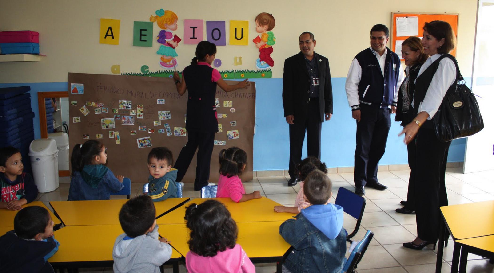 Supervisan 210 guarderías de Aguascalientes
