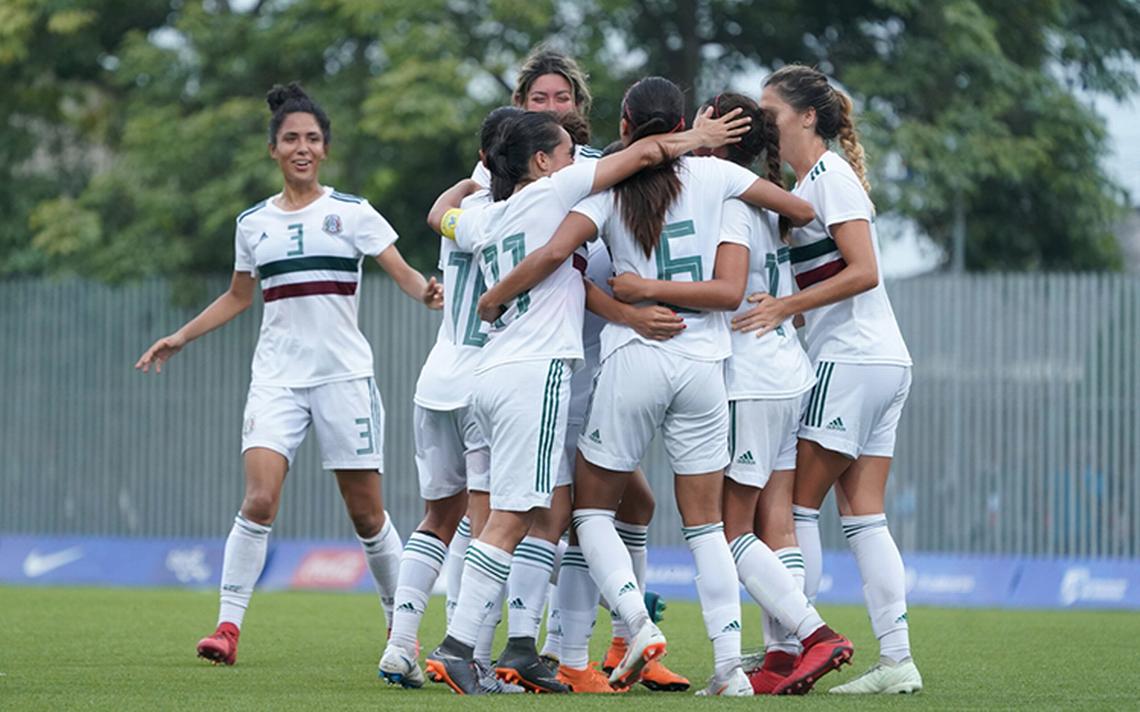 ¡Vamos México! Tri femenil va por medalla de oro en Barranquilla 2018