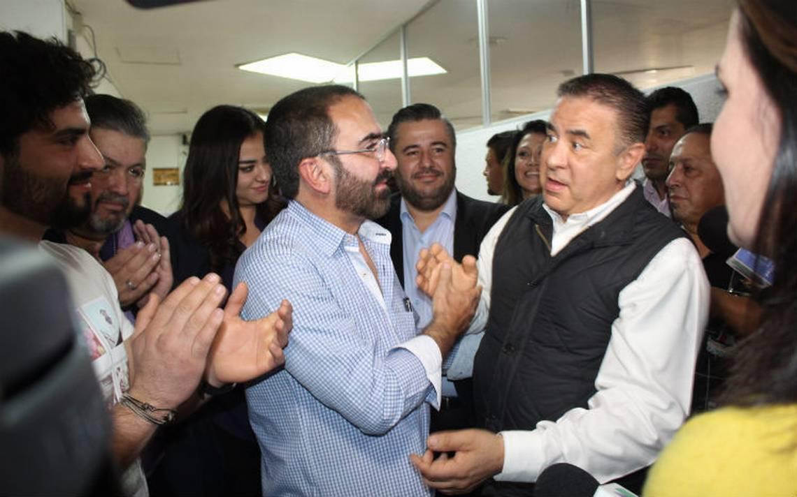 Vicente Fernández Jr. busca la gubernatura de Jalisco