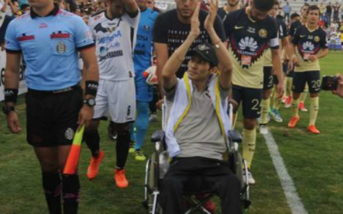 El futbol está de luto, falleció Ezequiel Orozco