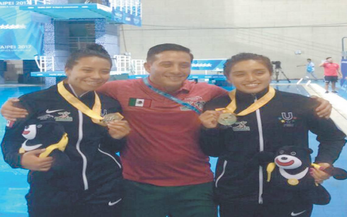 México, nuevo oro en clavados mixtos