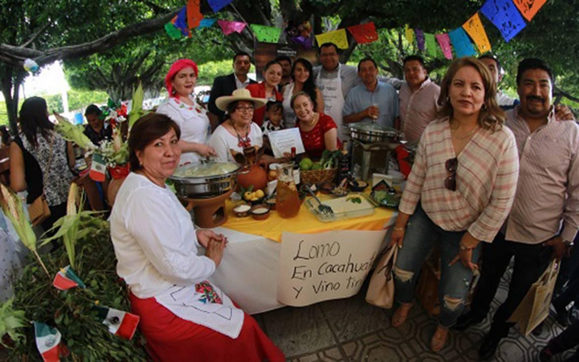 Realizan festival gastronómico