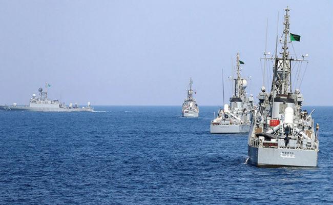 EU lanza disparos de advertencia contra navío iraní en Golfo Pérsico