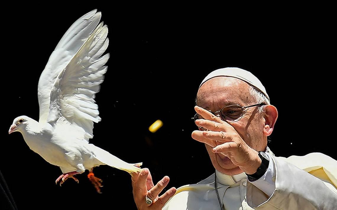 Papa será parte del proceso de pacificación de México planteado por AMLO